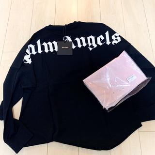 palm angels ロンT L パームエンジェルス