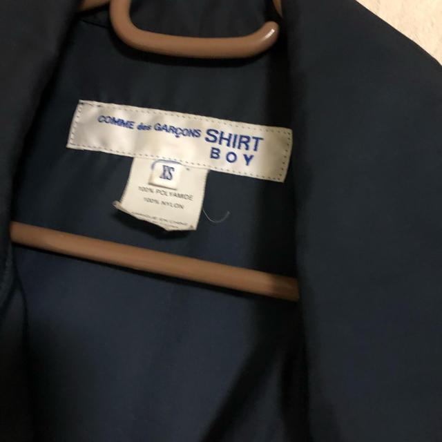 COMME des GARCONS(コムデギャルソン)のコムデギャルソン シャツボーイ  メンズのジャケット/アウター(ステンカラーコート)の商品写真