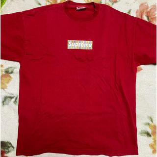 Supreme - supreme boxlogo Tシャツ