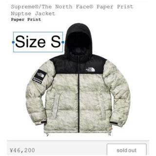 Supreme - Supreme The North Face Paper Print 紙ヌプシ