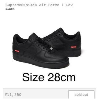 シュプリーム(Supreme)のSupreme Nike Air Force 1 Low AF(スニーカー)
