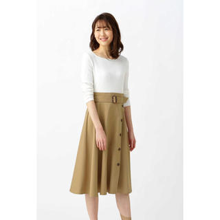 NATURAL BEAUTY BASIC - トレンチディテールワンピース natural beauty basic