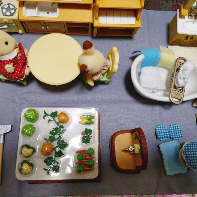 シルバニアファミリー エンタメ/ホビーのおもちゃ/ぬいぐるみ(キャラクターグッズ)の商品写真