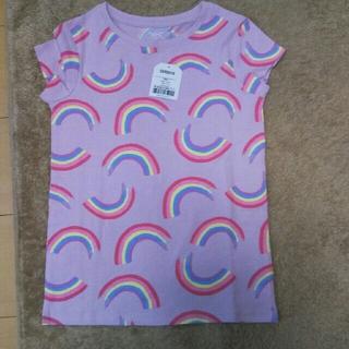 NEXT - ☆next☆ ライラック レインボー Tシャツ size116