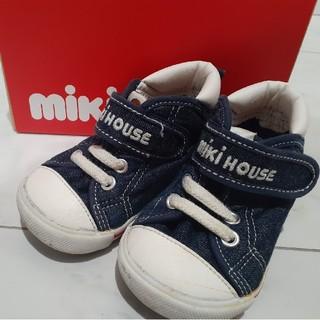 mikihouse - ミキハウス 靴