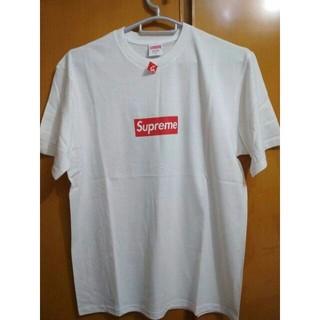 supreme 20th box logo tee