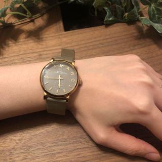 MARC JACOBS - マークバイマークジェイコブス 腕時計 レディース