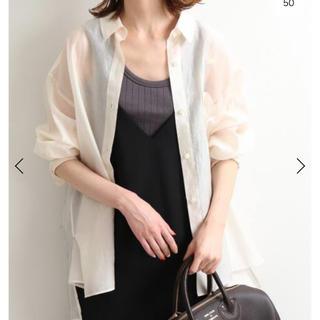 IENA - IENA  シャツ 1回着用 定価¥15400