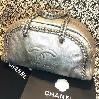 CHANEL - 美品【正規品】シャネル CHANEL ラグジュアリー ライン バッグ