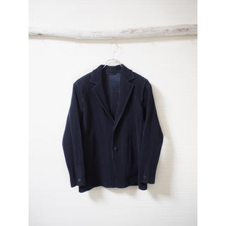 ISSEY MIYAKE - 【HOMME PLISSE】Pleats tailored jacket