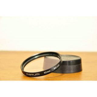 ニコン(Nikon)の✨プロも愛用のマルミ光機✨レンズ プロテクター 52mm✨(フィルター)
