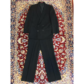 JOHN LAWRENCE SULLIVAN - OLD  D'URBAN W breast vintage suit