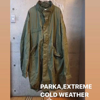 YAECA - PARKA,EXTREME COLD WEATHER