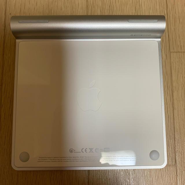 Apple(アップル)のmagic  trackpad スマホ/家電/カメラのPC/タブレット(PC周辺機器)の商品写真