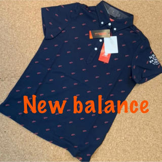 ニューバランス(New Balance)の新品■11,880円【ニューバランス】半袖 ポロシャツ 2/L レディース(ウエア)