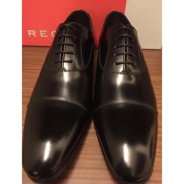 REGAL(リーガル)の【新品未使用】リーガル 011R 25.5cm ストレートチップ 革靴 メンズの靴/シューズ(ドレス/ビジネス)の商品写真
