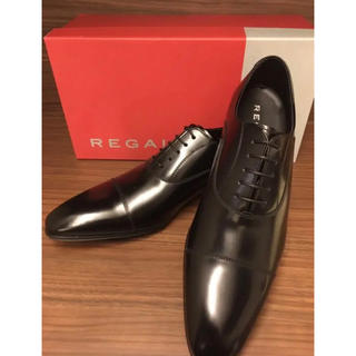 REGAL - 【新品未使用】リーガル 011R 25.5cm ストレートチップ 革靴