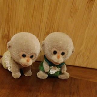 EPOCH - シルバニアファミリー サルの赤ちゃん