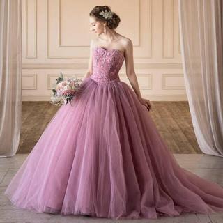 シンデレラアンドコー カラードレス ウェディングドレス ドレス