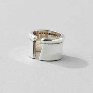 Philippe Audibert - 【WEB限定】PHILIPPE AUDIBERTシルバーリング アクセサリー指輪