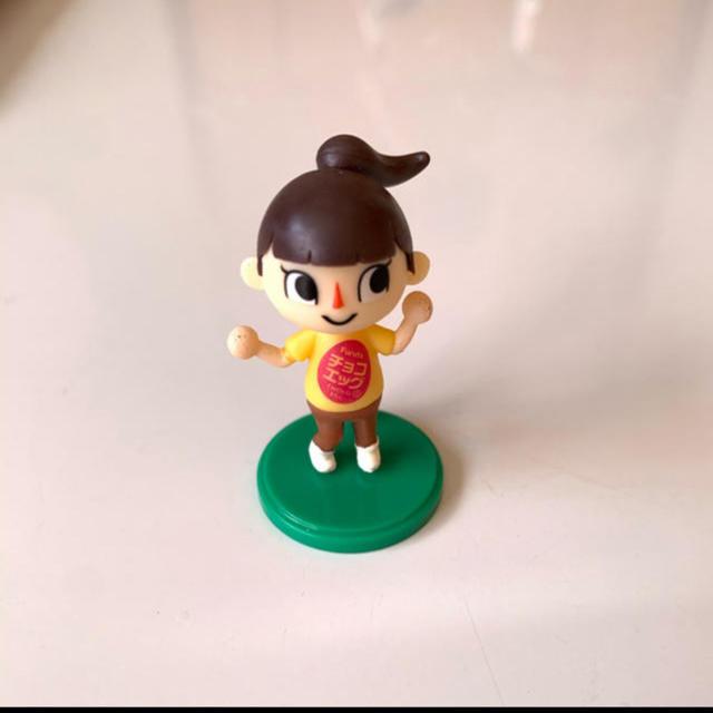 フルタ製菓(フルタセイカ)のチョコエッグ  どうぶつの森 エンタメ/ホビーのフィギュア(ゲームキャラクター)の商品写真