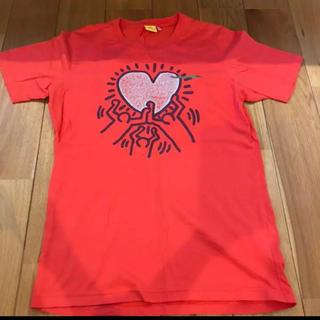 UNIQLO - Tシャツ ユニクロ キースヘリング メンズ