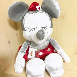 ミニーマウス(ミニーマウス)のディズニー ミニー ぬいぐるみ アクセサリー(キャラクターグッズ)
