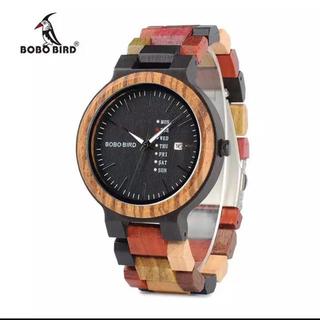 【送料無料】BOBO BIRD レディース木製腕時計(新品・未使用)