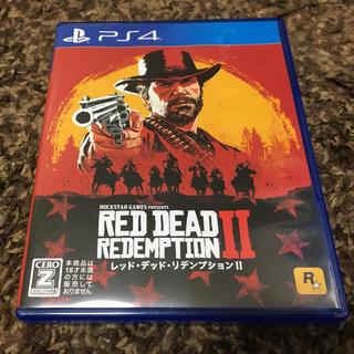プレイステーション4(PlayStation4)のレッド・デッド・リデンプション2 PS4(家庭用ゲームソフト)