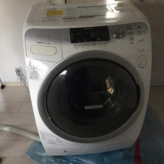 東芝 - ドラム式洗濯機 9kg 乾燥 6Kg