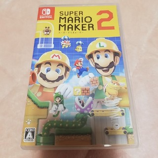 Nintendo Switch - 任天堂 スイッチ ソフト マリオメーカー2