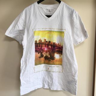 TOMMY HILFIGER - Tシャツ トミーヒルフィガー メンズ S
