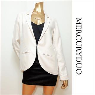 MERCURYDUO - MERCURY DUO テーラードジャケット♡スナイデル リエンダ DURAS