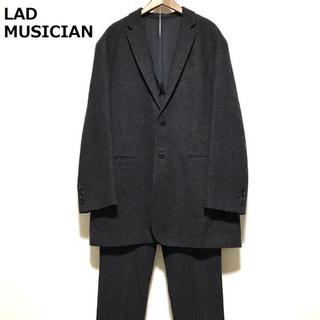 ラッドミュージシャン(LAD MUSICIAN)のLAD MUSICIAN 16AW ツイードセットアップ ラッドミュージシャン(セットアップ)