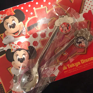 Disney - コレクタブルスプーン ミッキーミニー ベリーベリーミニー
