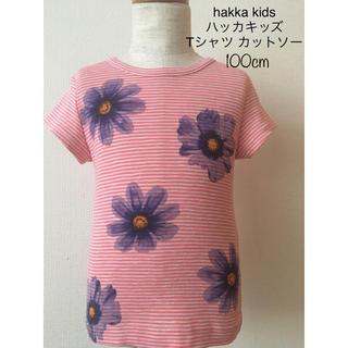 ハッカキッズ(hakka kids)のhakka kids ハッカキッズ Tシャツ カットソー 100cm(Tシャツ/カットソー)