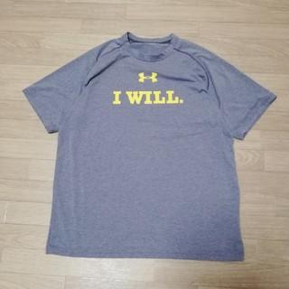UNDER ARMOUR - アンダーアーマー UNDER ARMOUR Tシャツ メンズ XL i will