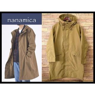 ナナミカ(nanamica)のybeer様専用 新品 ナナミカ 19AW ゴアテックス コート S(モッズコート)