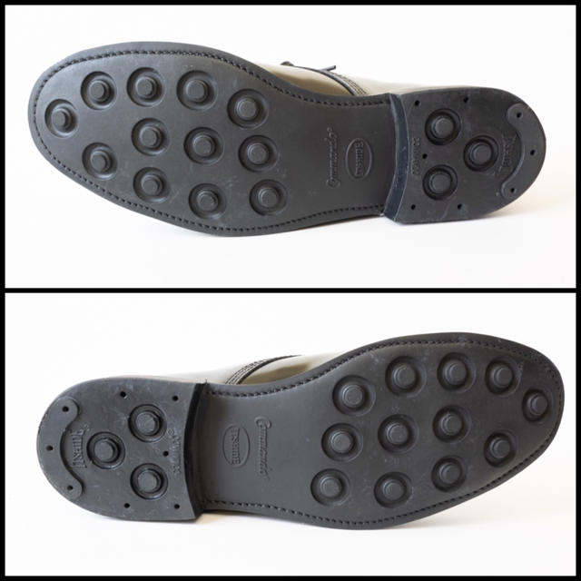 SANDERS(サンダース)のSANDERS military derby shoe 1128B メンズの靴/シューズ(ドレス/ビジネス)の商品写真