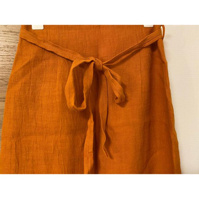 BEAUTY&YOUTH UNITED ARROWS(ビューティアンドユースユナイテッドアローズ)のbeauty&youth リネンスカート レディースのスカート(ロングスカート)の商品写真