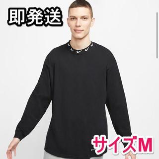 NIKE - nike stussy long sleeve knit top M