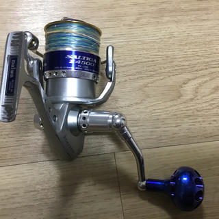 DAIWA - DAIWA ソルティガZ4500