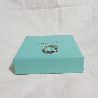 ティファニー(Tiffany & Co.)のTIFFANY&Co ティファニー リング  アトラス ナロー 指輪 #9 (リング(指輪))
