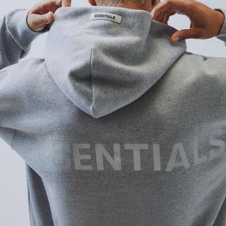 fog essentials パーカー グレー/Mサイズ