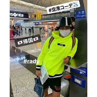 Rady - 新品 Rady メンズ パーカー ★(DaTuRa・EmiriaWiz 好きも)