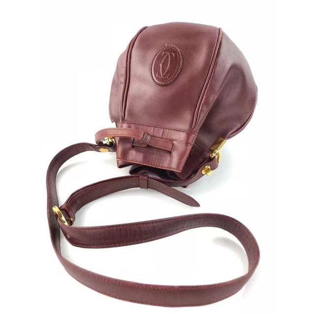 Cartier(カルティエ)のショルダーバッグ バッグ レディース カルティエ 巾着 レディースのバッグ(ショルダーバッグ)の商品写真