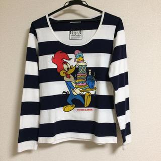 HYSTERIC GLAMOUR - ヒステリックグラマー☆ウッドペッカーコラボTシャツ