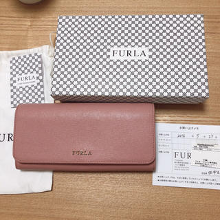 Furla - FURLA 長財布 ピンク
