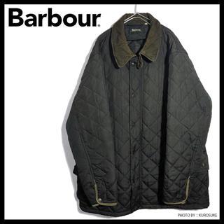 バーブァー(Barbour)の交渉あり‼︎ バブアー キルティングジャケットビンテージ 古着 555(ブルゾン)
