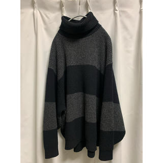 LAD MUSICIAN - TURTLE NECK BIG PULLOVER 19aw